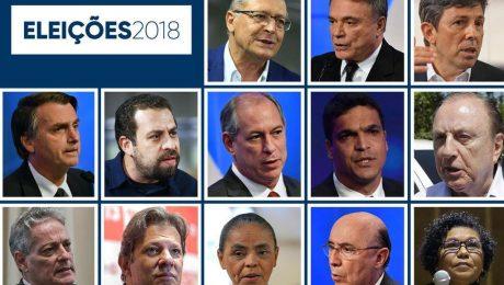 candidatos 2018