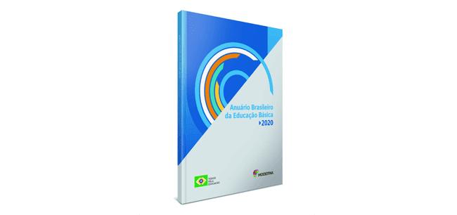 capa do anuário brasileiro da educação básica 2020