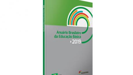 capa do anuário brasileiro da educação básica 2019