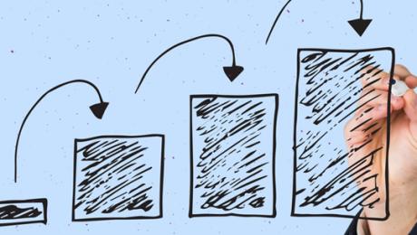ilustração de gráfico de 4 barras, da menor para a maior - este conteúdo trata-se sobre o novo fundeb para o Congresso Nacional