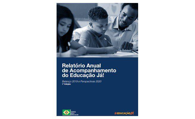 Relatório Anual de Acompanhamento do Educação Já 2019