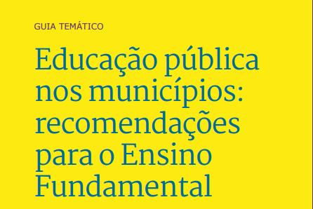 Guia temático educação pública nos municípios - raps