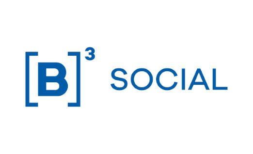 logomarca bê três social
