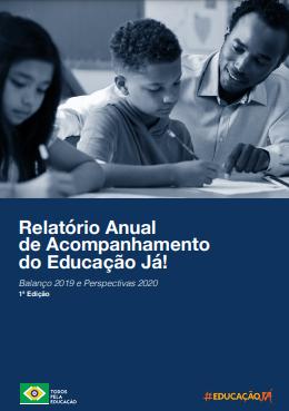 Relatório Anual de Acompanhamento do Educação Já